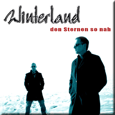Winterland - Den Sternen so nah - Cover