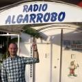 Vor Ort bei Radio Del Sol /Radio Algarrobo, Andalusien