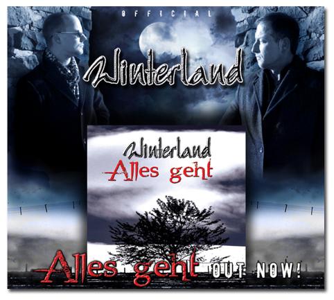Winterland Myspace 3.0 - Layout by Sledgehammer Grafix