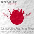 CD-Cover Newcomer Helps - Songs for Japan