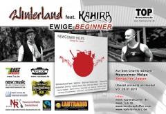"Flyer ""Ewige Beginner"" - Winterland feat. Kahira"