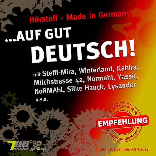"Cover Sampler ""Auf gut Deutsch"""