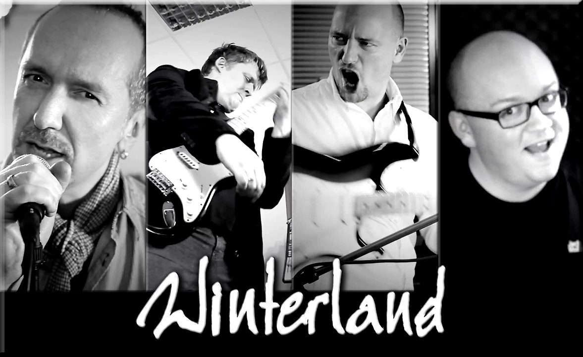 Winterland Livebesetzung: Stephan Hugo, Jürgen Walzer, Markus Pfeffer, Thomas Rieder