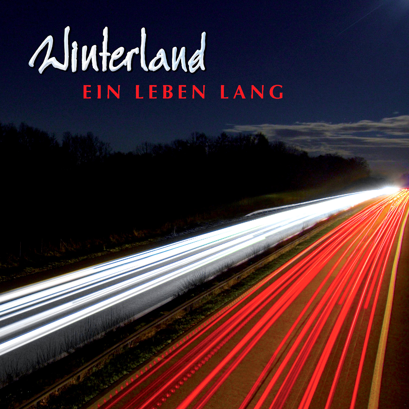 WINTERLAND - Ein Leben lang - CD-Cover