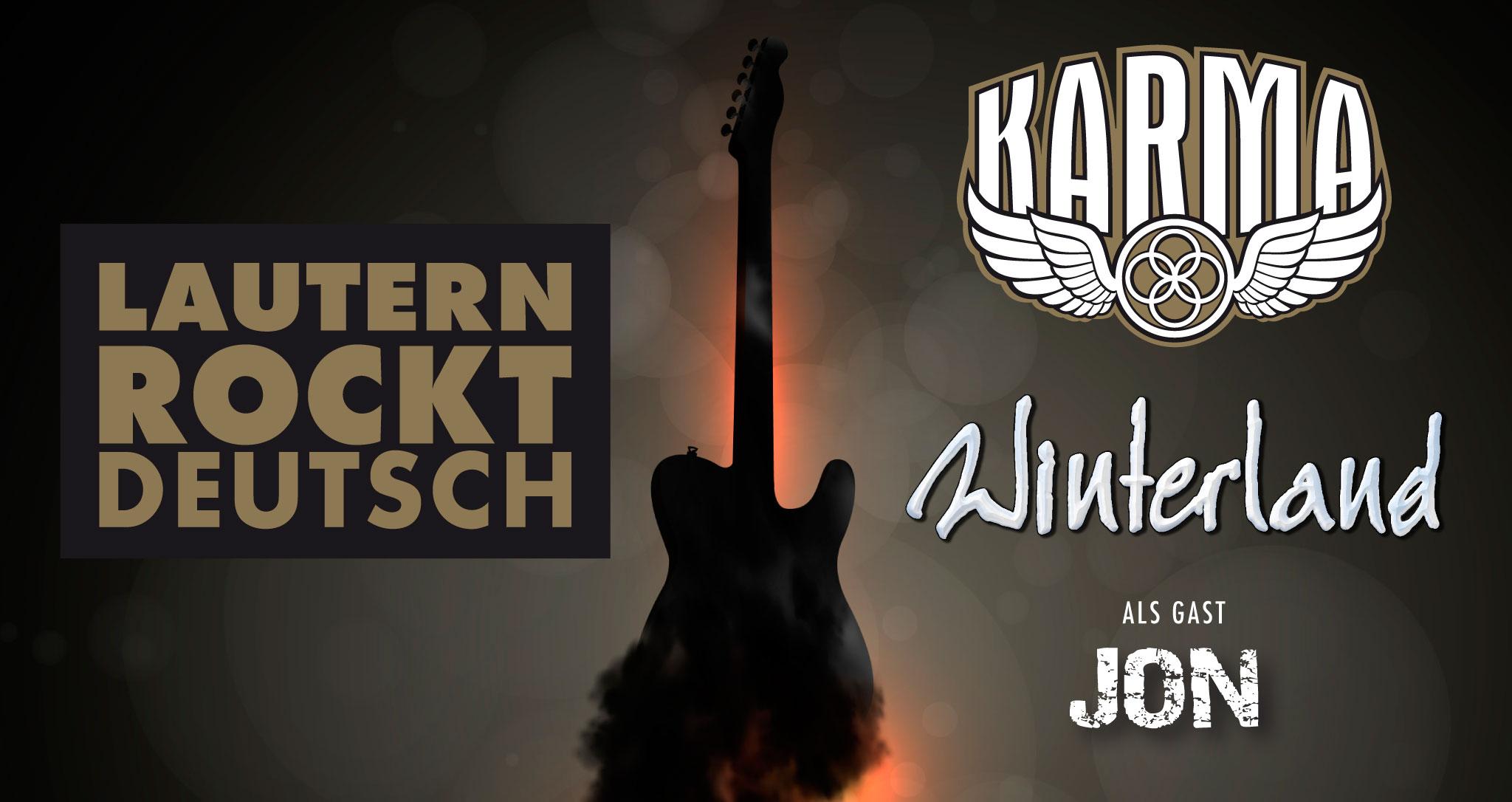 Lautern rockt deutsch
