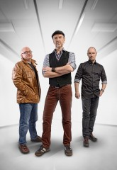 Thomas Rieder, Stephan Hugo, Markus Pfeffer
